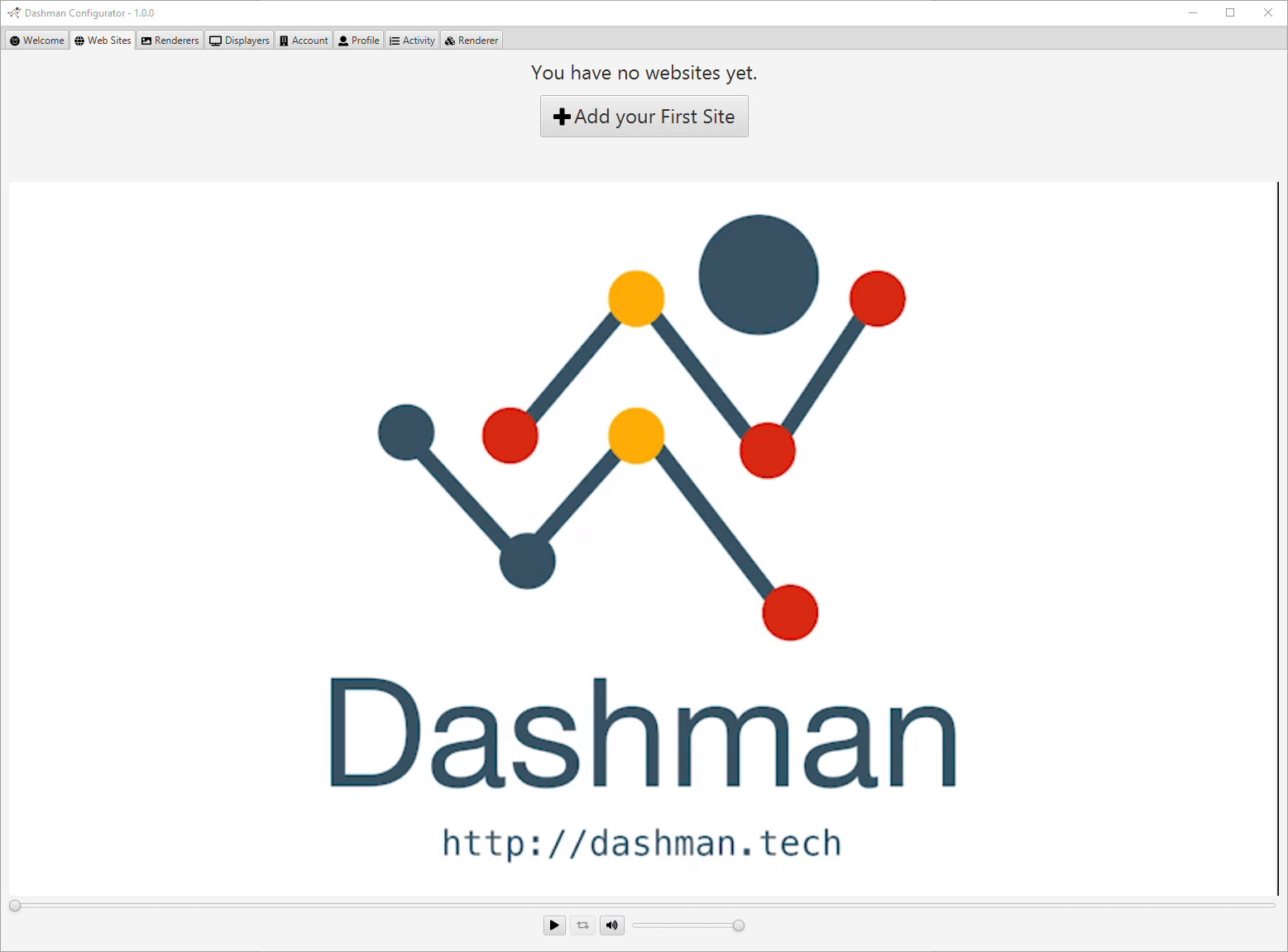 Dashman - web-sites