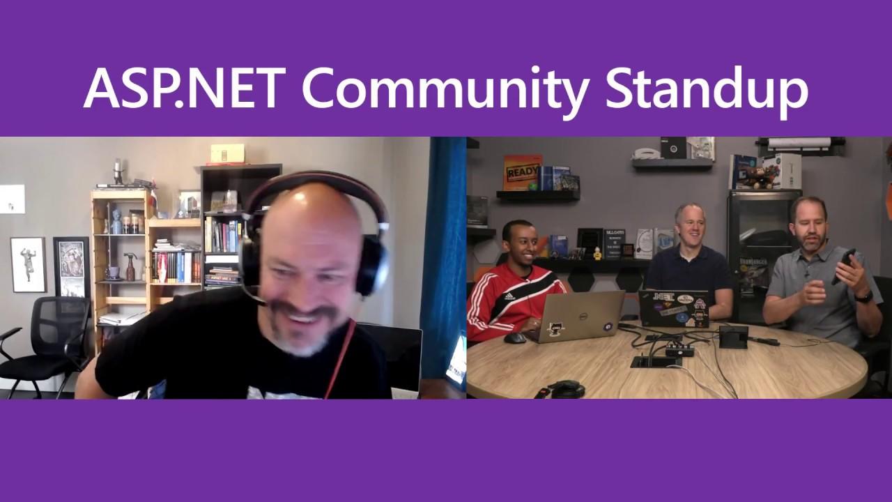 ASP.NET Community Standup