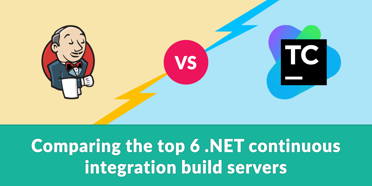 Comparing the top 6 .NET continuous integration build servers