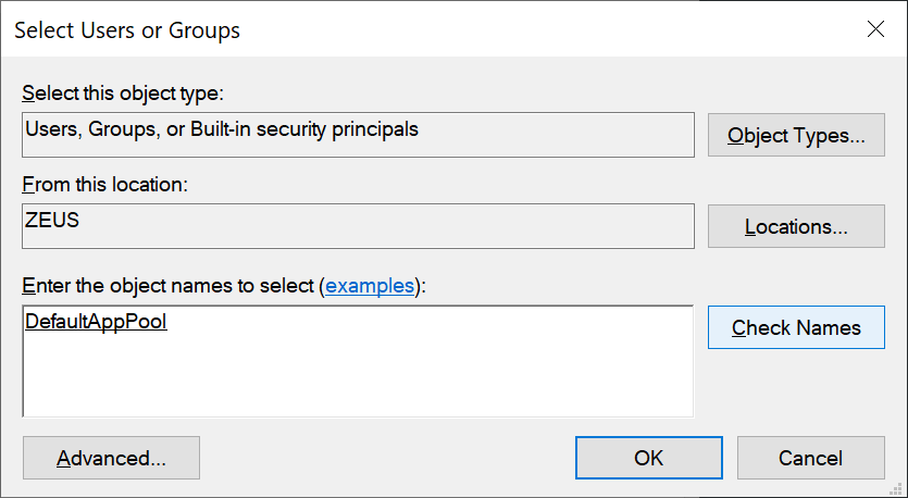 Debugging System UnauthorizedAccessException | elmah io