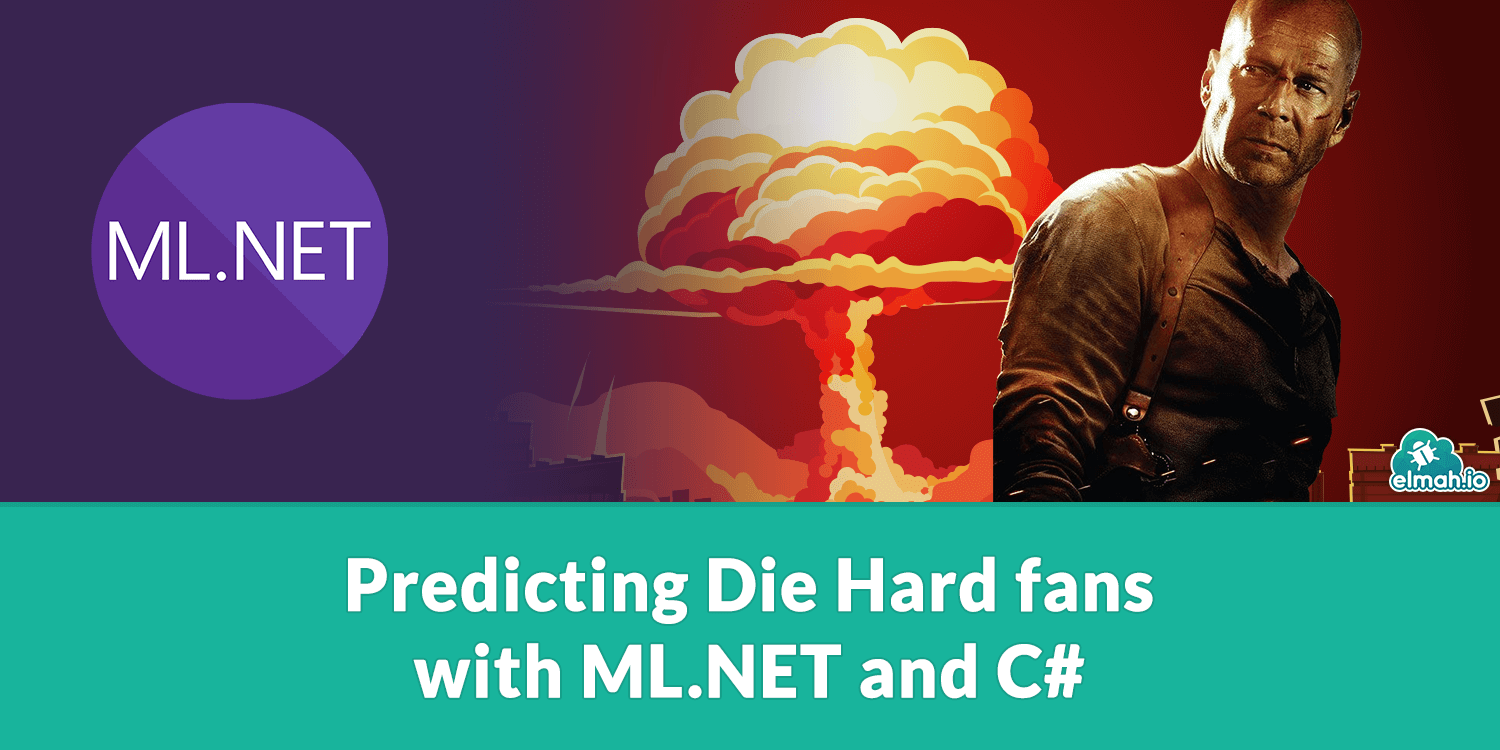 Predicting Die Hard fans with ML.NET and C#
