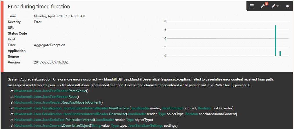 Monitoring Azure Functions with the Portal and elmah io